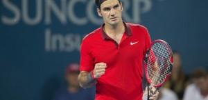 Federer Brisbane 2