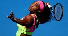 Williams Serena AO 12