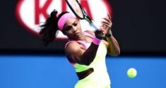 Williams Serena AO 13