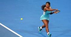 Williams Serena Hopman Cup 1