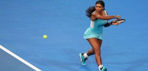 Williams Serena Hopman Cup 1