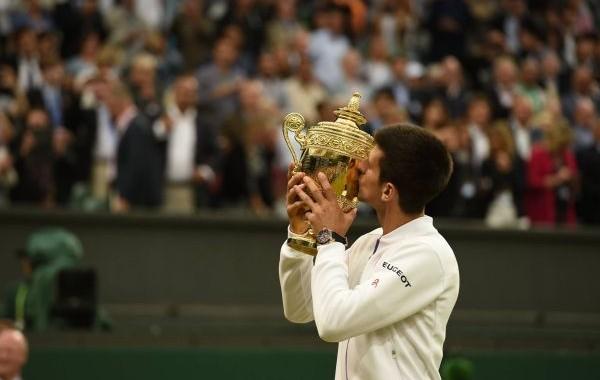 Djokovic Wimbledon 5