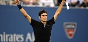 Federer US Open 2