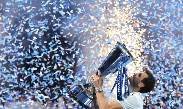 dimitrov trophy